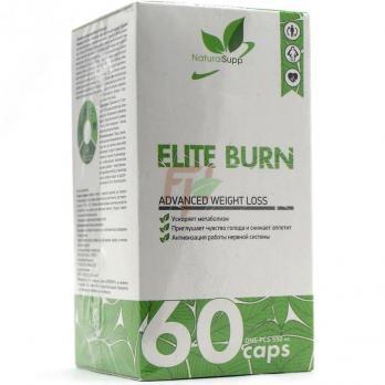 NaturalSupp Elite Burn (60 капсул)