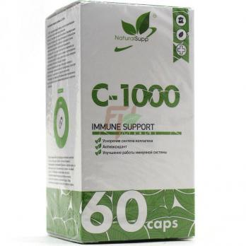 NaturalSupp Vitamin C-1000 (60 капсул)