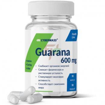 Cybermass Guarana (600 мг × 90 капсул)
