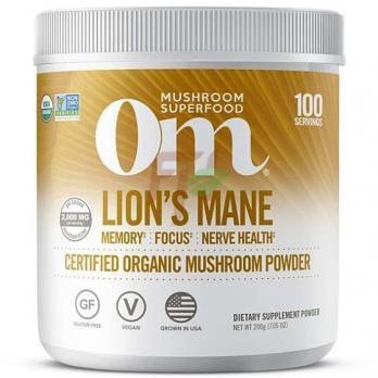 OM Lion's Mane (200 гр / 100 порций)