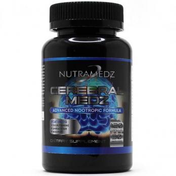 Nutramedz Cerebral Medz (120 капсул)