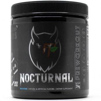 Nocturnal Labz PreWorkout (214 гр / 20 порций)