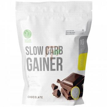 Nature Foods Slow Carb Gainer (1000 гр)