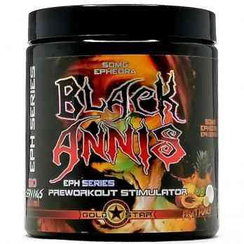 GoldStar Black Annis EPH Series 50 порций