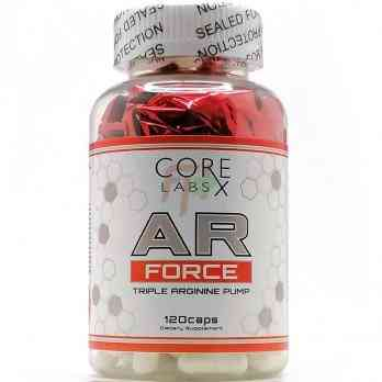 Core Labs X Arginine AR Force 120 caps