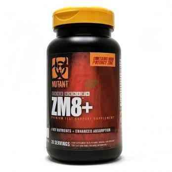 Бустер тестостерона Mutant ZM8+ Купить в Москве