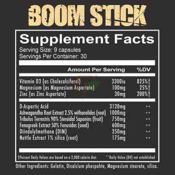 Boom Stick (270 caps)