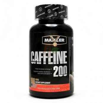 Caffeine (200 mg × 100 tablets)
