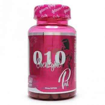 Coenzyme Q10 (60 mg × 60 caps)