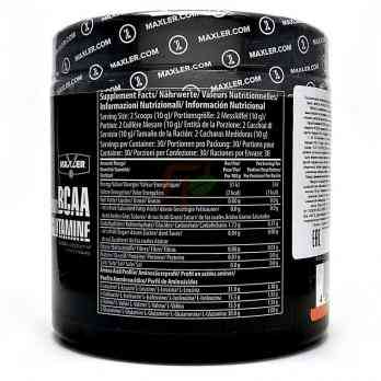 BCAA plus Glutamine