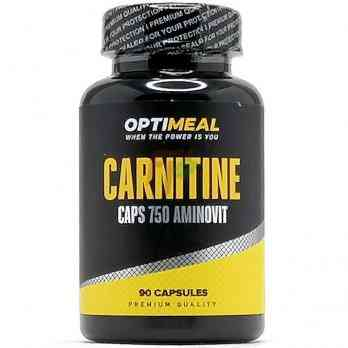Carnitine (750 mg × 90 caps)