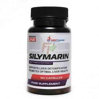 Silymarin (150 mg × 60 caps)