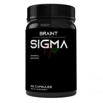Ноотроп Braint Sigma от Limitlesslab 60 капсул