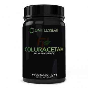 Limitlesslab Coluracetam 10 mg 60 caps