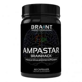 Ampastar Brainhack (60 caps)