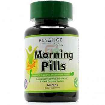 Revange Life Nutrition Morning Pills 60 caps
