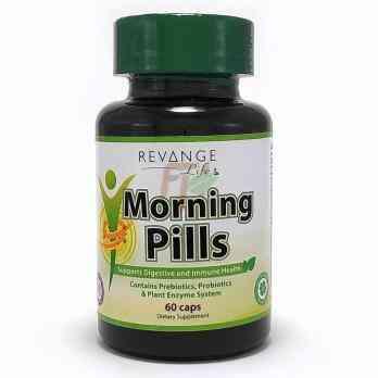 Revange Life Nutrition Morning Pills пробиотики + ферменты