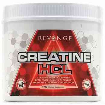 Revange Nutrition Creatine HCL 100 гр (133 порции)