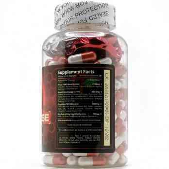 предтренировочный комплекс Hyperdose от Revange Nutrition
