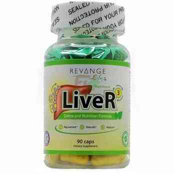 Liver³ (90 caps)