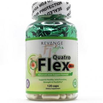 Revange Life Nutrition Quatro Flex Max 120 caps