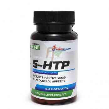 WestPharm 5-HTP (100 мг× 60 капсул)