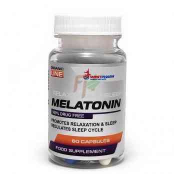Melatonin (5 mg × 60 caps)