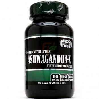 Ashwagandha-X (500 mg × 60 caps)
