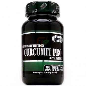 Frog Tech Curcumit Pro (200 мг × 60 капсул)