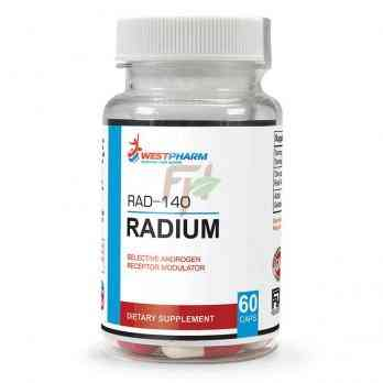 Radium Rad-140 (10 mg × 60 caps)