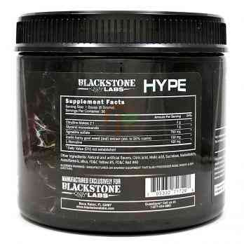 Blackstone Labs Hype Состав