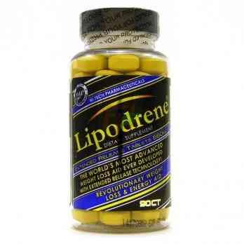 Hi-Tech Pharmaceuticals Lipodrene Ephadra Free