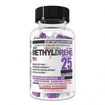 Cloma Pharma Methydrene Elite 25
