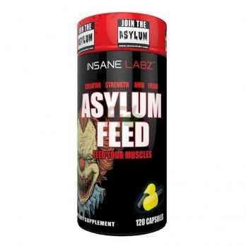 Asylum Feed (120 caps)