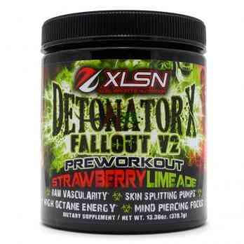 XLSN Detonator X Fallout V2 30 порций