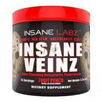 Insane Veinz (35 serv)