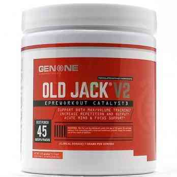 Genone Labs Old Jack V2 (45 порций)