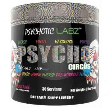 Psycho Circus (30 serv)