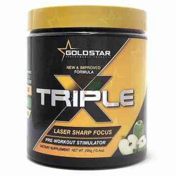 Goldstar - Triple-X (295 гр / 30 порций)