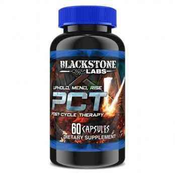 Blackstone Labs PCT V (60 caps)