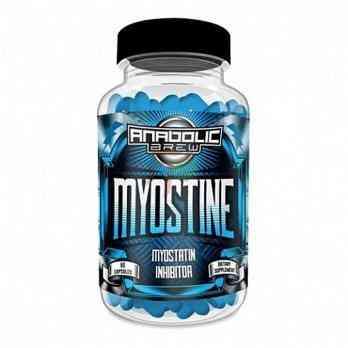 Anabolic Brew Myostine YK11 (5 мг × 90 капсул)