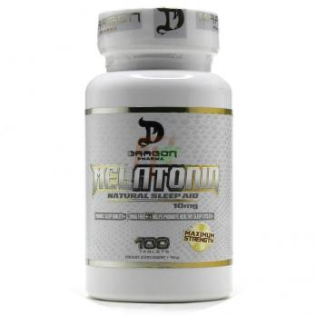 Melatonin (10 mg × 100 tablets)