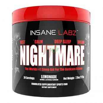 Insane Labz Nightmare 30 serv