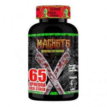 Machete (60 caps)