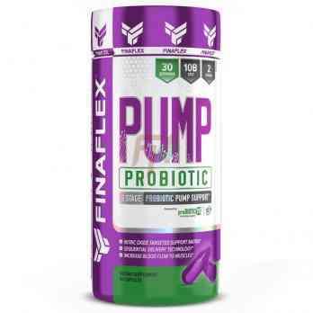 Pump Probiotic (60 caps)