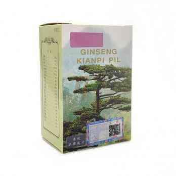 Ginseng Kianpi Pil (60 капсул)