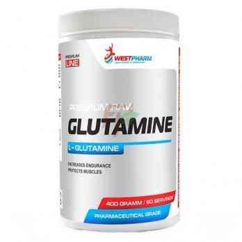 Westpharm Glutamine (400 гр / 80 порций)