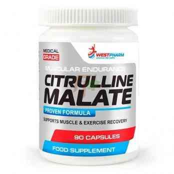 Citrulline Malate (500 mg × 90 caps)