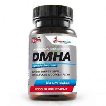 Westpharm - DMHA (100 мг × 60 капсул)