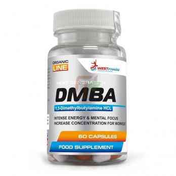 Westpharm DMBA (100 мг × 60 капсул)